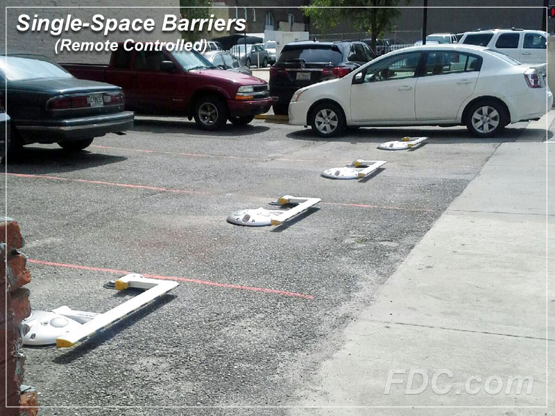 Personal Parking Barrier Fdc Access Amp Parking Solutions