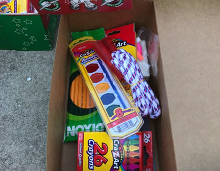 Operation Christmas Child 2016 xmas-box