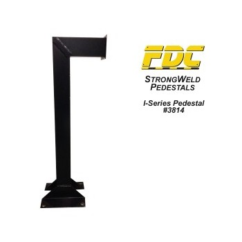 FDC 3814 Card Reader Pedestal