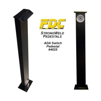 FDC 4825 Wall Switch Pedestal