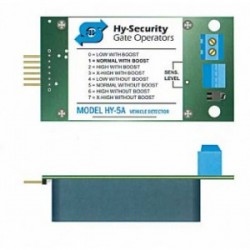 HYSECURITY HY-5A LOOP DETECTOR