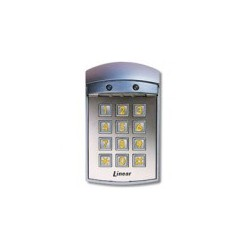 AK-21: INTERIOR DIGITAL KEYPAD