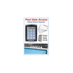 FDC STAND ALONE POOL GATE...